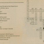 1969 Spotlight crossword