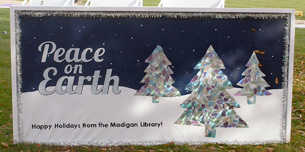 Madigan Library – second place