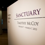 "Gallery offers photographic ""Sanctuary"" through March 7."