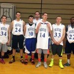 The Penn College team, prepped for crosstown contest