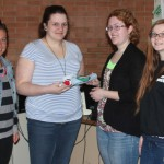 Penn College students' handmade help accepted at local high school.