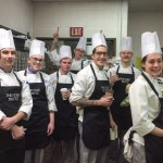"""Team Pork Buttz enters the """"field"""" of competition with confidence."""