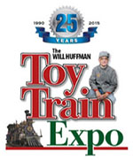 25th annual Toy Train Expo nears