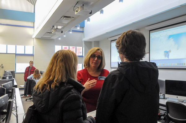 The School of Business & Hospitality's Denise S. Leete adds to the faculty insight and professional interest that engage prospective students.