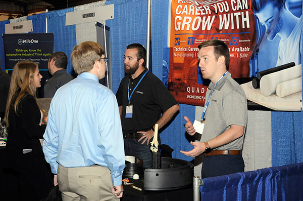 Penn College students in demand at Career Fair