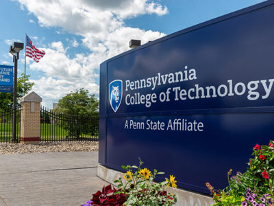 Nine Pennsylvania College of Technology students were selected to receive scholarship assistance for 2020-21 from the mikeroweWORKS Foundation, established by skilled-labor advocate Mike Rowe.